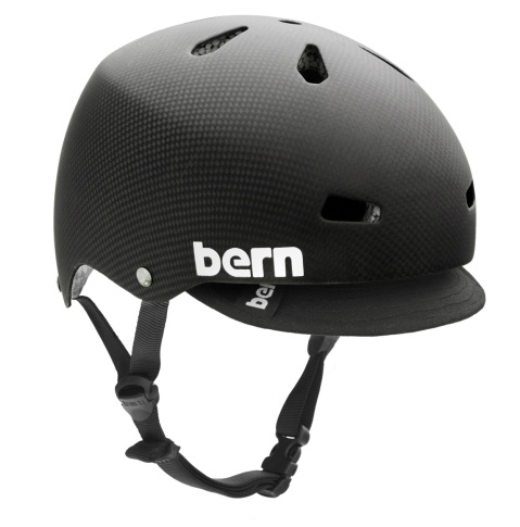 Bern Carbon Macon Helmet