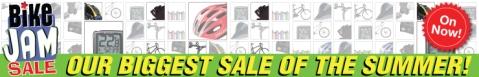 Bike Jam Sale at Erik's Bike Shop