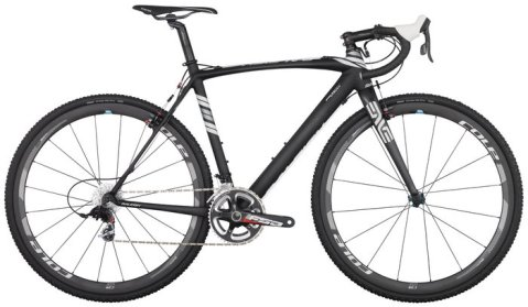 Cyclocross bikes are crossover SUV of the bike world.