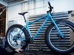 "Surly always has something new to see at Frostbike, and this year was no different. The new Ice Cream Truck (ICT) is considered a ""trail"" fat bike - great for aggressive riders, or those who use their fat bike year round."