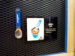 Park Tool likes to have fun, and they don't take things TOO seriously. Their spork came out last fall, and whether it's a trailside meal or fancy dining, we think the Spork from Park is worth keeping handy.
