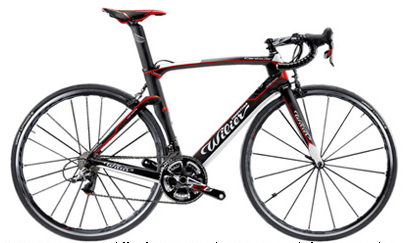 The 2014 Cento1 Air combines aerodynamics, versatility and performance in this beautiful bike.