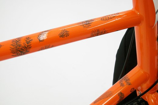 Spectacularly detailed, the POler Limited edition AWOL from Specialized is the perfect bike for some serious adventure.
