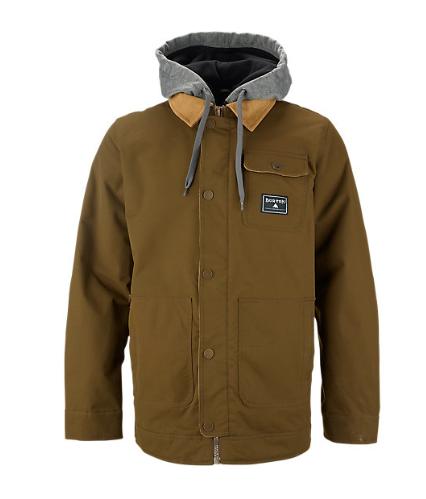 Burton Dunmore jacket 2015 - True Black