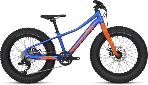 2015 Specialized Fatboy 20 - Royal BLue / Moto Orange / Gallardo Orange