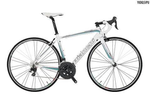 Bianchi Impulso Dama - comfort and value combined in this aluminum endurance bike from Bianchi