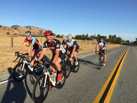ERIKs riding in CA